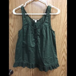 Women's size 2 American eagle outfitters tank top
